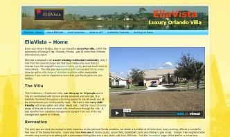 New EllaVista website