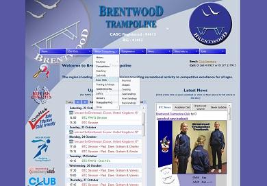 Brentwood Trampoline Club