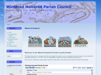 Winstred Hundred PC website