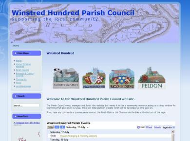 Winstred Hundred PC website